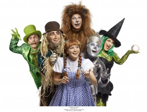 Trollkarlen Från Oz Gävle