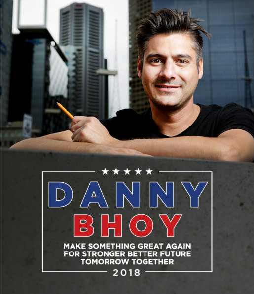 Danny Bhoy 2