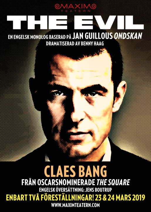 THE EVIL_CLAES BANG_50X70