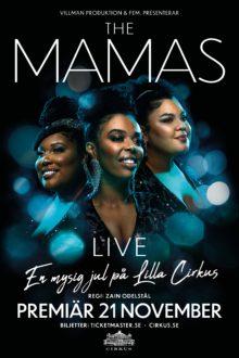 THE MAMAS-En mysig jul på Lilla Cirkus